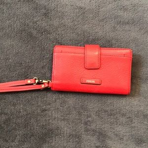 Handbags - Fossil leather wallet